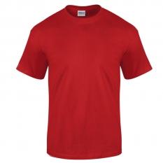 Camiseta Gildan roja - UNIDAD