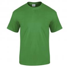 Camiseta Gildan verde irlandes - UNIDAD