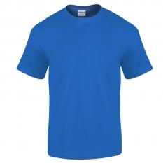 Camiseta Gildan azul rey - UNIDAD