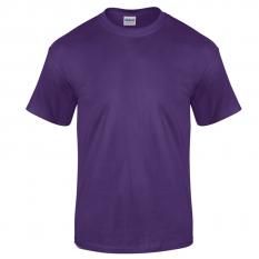 Camiseta Gildan morada - UNIDAD