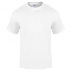 Camiseta Gildan blanca - UNIDAD