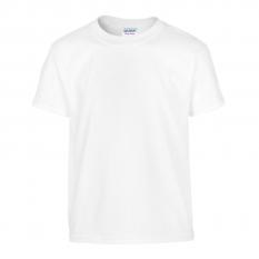 Camiseta Gildan junior blanca - UNIDAD