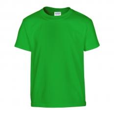Camiseta Gildan junior verde irlandes - UNIDAD