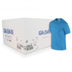 Camiseta Gildan Safiro CAJA POR 72 UNIDADES