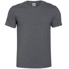 Camiseta Gildan Sofstyle Gris Oscuro Jaspeado- UNIDAD