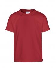 Camiseta Gildan Junior Toddler Roja - UNIDAD