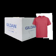Camiseta Gildan Junior Toddler Roja CAJA POR 36 UNIDADES