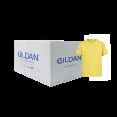 Camiseta Gildan Junior Toddler Amarillo Deisy CAJA POR 36 UNIDAD