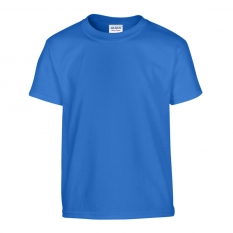 Camiseta Gildan Junior Toddler Azul Rey - UNIDAD