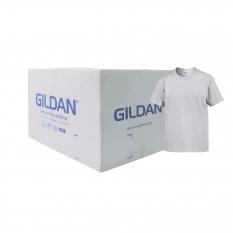 Camiseta Gildan Junior Toddler Gris Jaspeado CAJA POR 36 UNIDADE