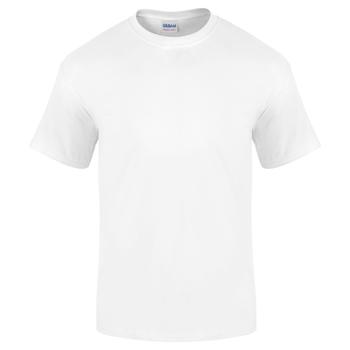 Camiseta Softstyle blanca - UNIDAD