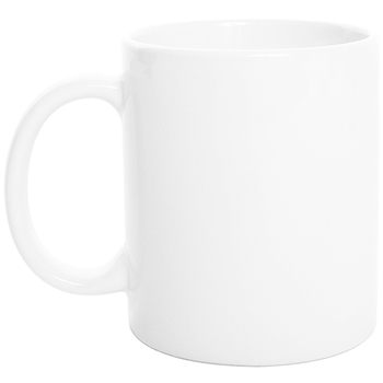 Mug WOW Blanco 11 Oz - Unidad